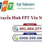 Lắp Đặt Truyền Hình FPT Huyện Yên Mỹ Tỉnh Hưng Yên