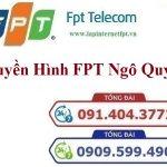Lắp Đặt Truyền Hình FPT Quận Ngô Quyền Thành Phố Hải Phòng