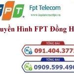 Lắp Đặt Truyền Hình FPT Thành phố Đồng Hới Tỉnh Quảng Bình
