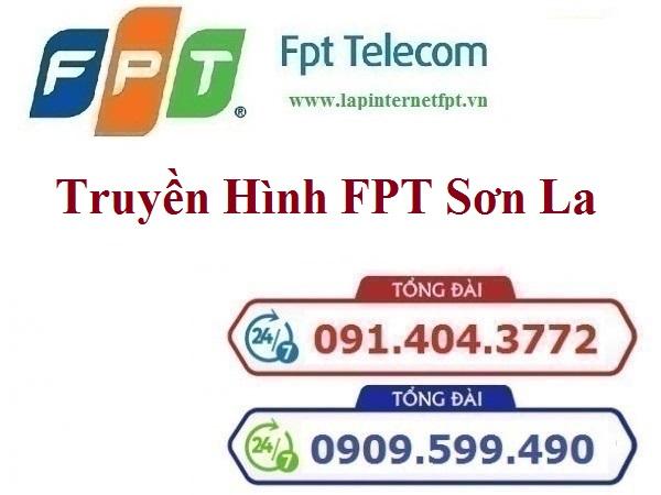Lắp Đặt Truyền Hình FPT Thành Phố Sơn La