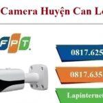 Lắp Đặt Camera FPT Huyện Can Lộc Quan Sát Theo Dõi Chống Trộm