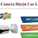 Lắp Đặt Camera FPT Huyện Cao Lộc Theo Dõi Chống Trộm Quan Sát