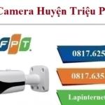 Lắp Đặt Camera FPT Huyện Triệu Phong Quan Sát Chống Trộm Theo Dõi