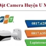 Lắp Đặt Camera ở tại huyện U Minh