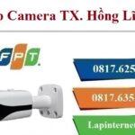 Lắp Đặt Camera FPT Thị Xã Hồng Lĩnh Theo Dõi Quan Sát Hiệu Quả