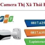 Lắp Đặt Camera Thị Xã Thái Hòa