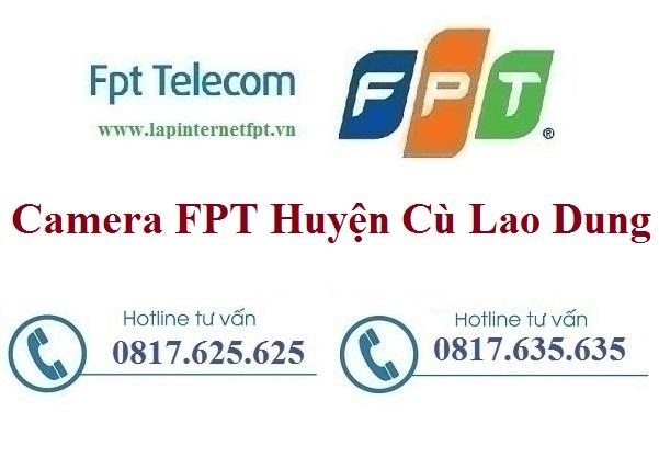 Lắp Đặt Camera FPT Huyện Cù Lao Dung Quan Sát Theo Dõi Hiệu Quả