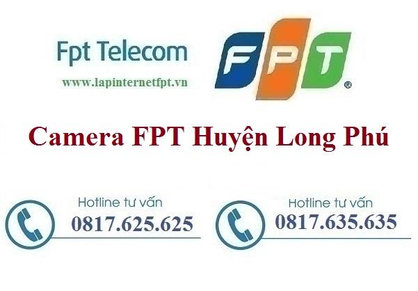 Lắp Đặt Camera FPT Huyện Long Phú Chống Trộm Quan Sát Rõ Nét