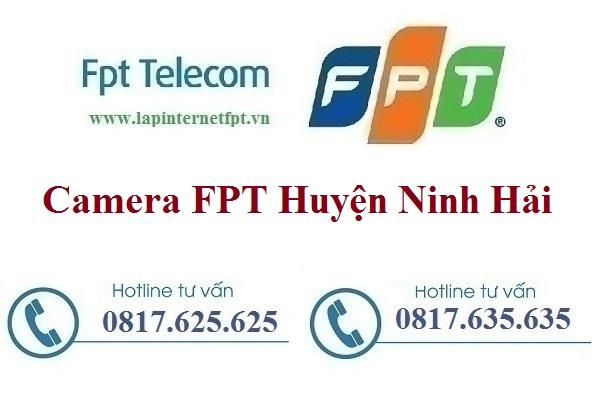Đăng Ký Camera FPT Huyện Ninh Hải