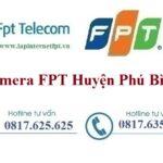 Lắp Đặt Camera Huyện Phú Bình