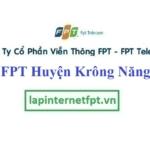 Lắp Đặt Mạng FPT Huyện Krông Năng Tỉnh Đắk Lắk