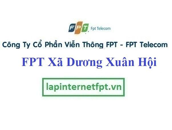 Lắp Đặt Mạng FPT Xã Dương Xuân Hội Tại Châu Thành Long An