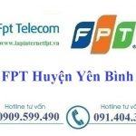 Lắp Đặt Mạng FPT Huyện Yên Bình