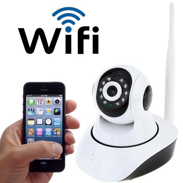 Camera WiFi là gì ?