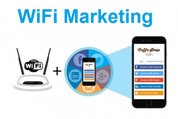 Cho thuê dịch vụ wifi marketing chuyên nghiệp