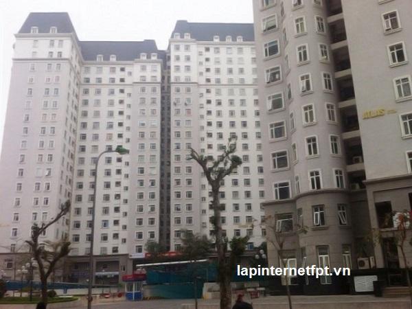 Đăng ký internet và truyền hình Chung Cư Khu Đô Thị Mới Cổ Nhuế