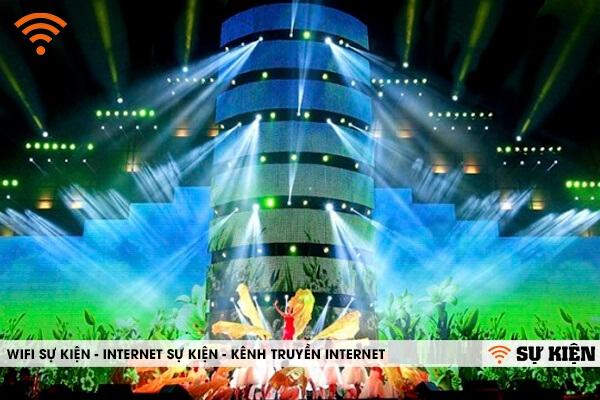 Nguyên nhân các sự kiện cần đường truyền internet wifi