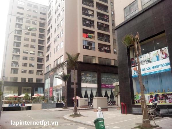 Đăng ký internet và truyền hình Chung Cư Meco Complex