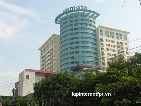 Đăng ký internet và truyền hình Chung Cư Momota 151 Nguyễn Đức Cảnh
