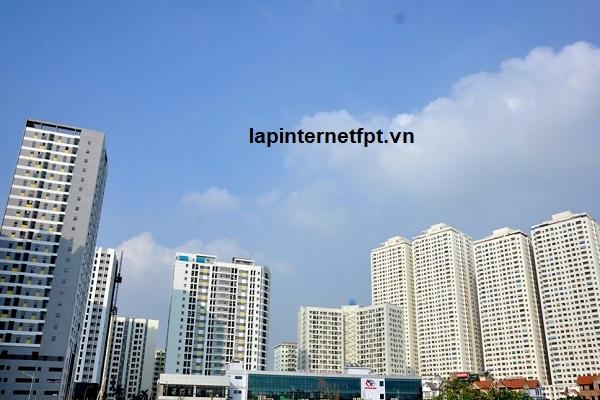Đăng ký internet và truyền hình Khu đô thị Linh Đàm