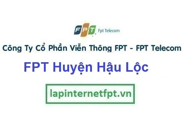 Lắp Đặt Mạng FPT Huyện Hậu Lộc Tỉnh Thanh Hóa