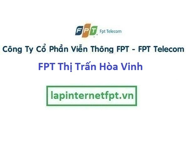 Đăng ký internet và truyền hình Thị Trấn Hòa Vinh Ở Huyện Đông Hòa