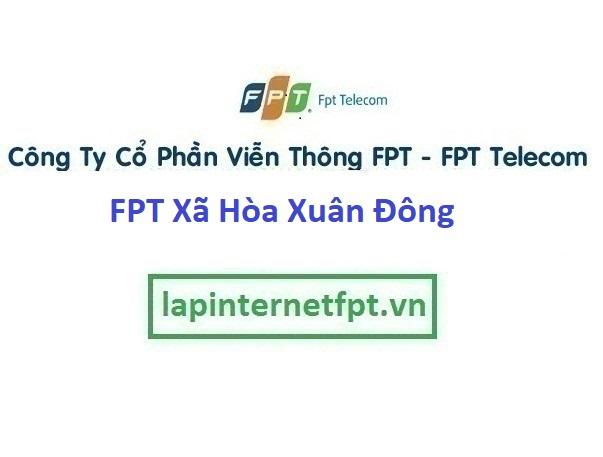 Đăng ký internet và truyền hình Xã Hòa Xuân Đông Ở Huyện Đông Hòa