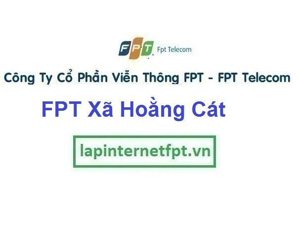 Lắp Đặt Mạng FPT Xã Hoằng Cát Ở Huyện Hoằng Hóa Thanh Hóa