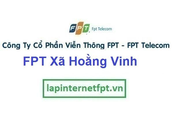 Lắp Đặt Mạng FPT Xã Hoằng Vinh Ở Huyện Hoằng Hóa Thanh Hóa