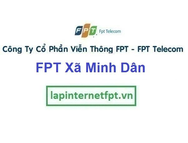 Lắp Đặt Mạng FPT Xã Minh Dân Ở Huyện Triệu Sơn Thanh Hóa