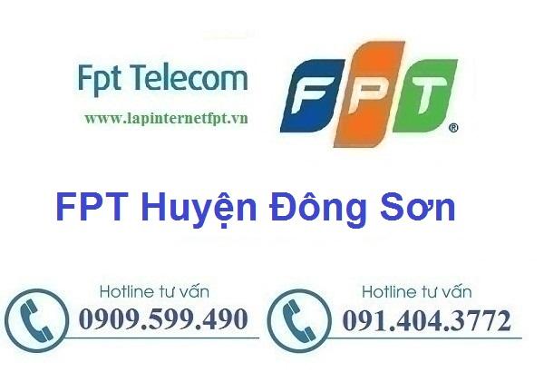 Internet Fpt Huyện Đông Sơn - Fpt Thanh Hóa
