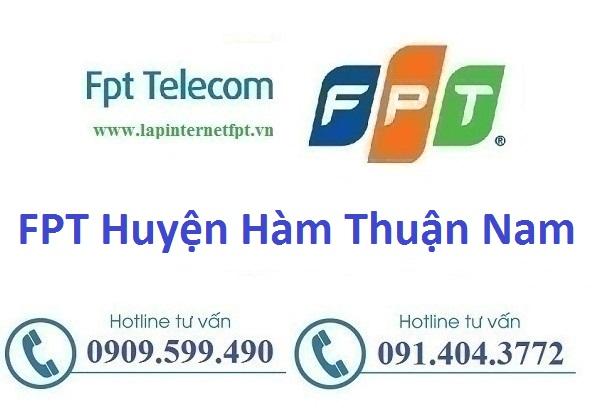 Internet Fpt Huyện Hàm Thuận Nam - Fpt Bình Thuận