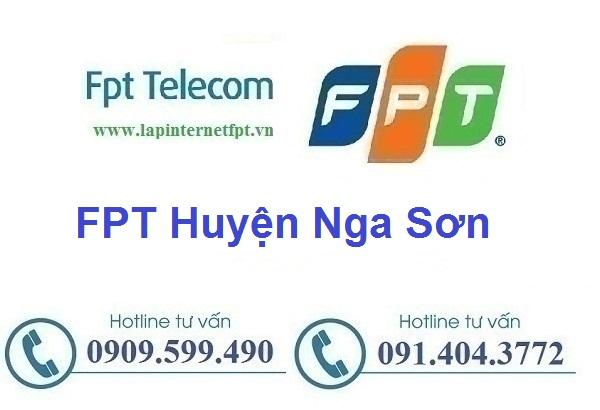Internet Fpt Huyện Nga Sơn - Fpt Thanh Hóa