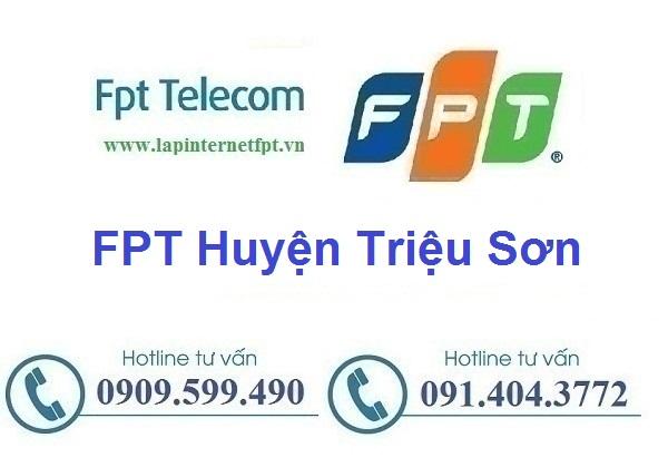 Lắp Đặt Mạng FPT Huyện Triệu Sơn Tỉnh Thanh Hóa