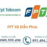 Lắp internet fpt xã Diễn Phúc ở Diễn Châu, Nghệ An