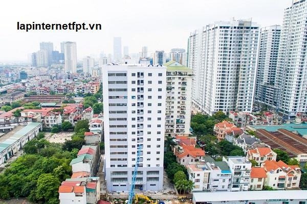Lắp Đặt Mạng Fpt Chung cư 96 Nguyễn Huy Tưởng Ở Thanh Xuân