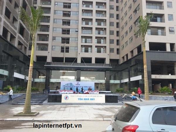 Lắp Đặt Mạng FPT Chung Cư Meco Complex 102 Trường Chinh Tại Đống Đa