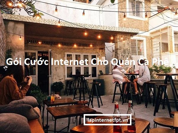 Gói cước internet cho quán cà phê