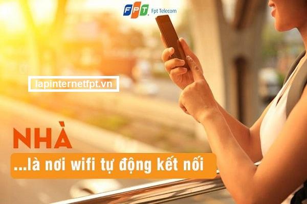 Báo giá lắp đặt WiFi Fpt cho sinh viên