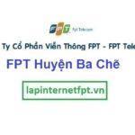 Lắp Đặt Mạng Fpt Huyện Ba Chẽ tỉnh Quảng Ninh