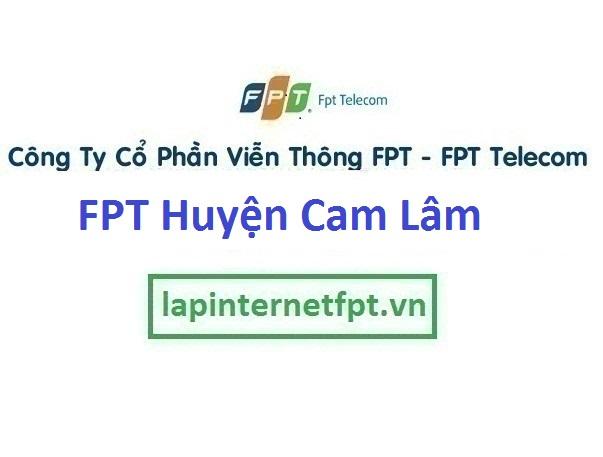 Lắp Đặt Mạng Fpt Huyện Cam Lâm Tỉnh Khánh Hòa