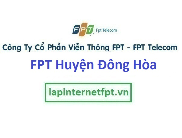 Internet Fpt huyện Đông Hòa - Fpt Phú Yên
