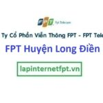 Lắp Đặt Mạng Fpt Huyện Long Điền