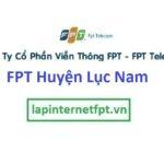 Lắp Đặt Mạng Fpt Huyện Lục Nam