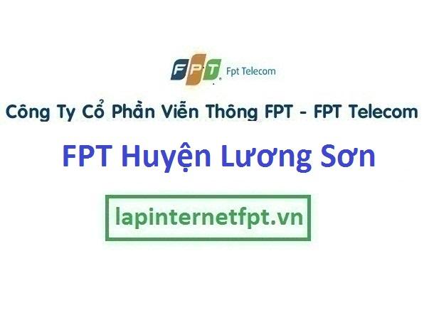 Internet Fpt Huyện Lương Sơn - Fpt Hòa Bình