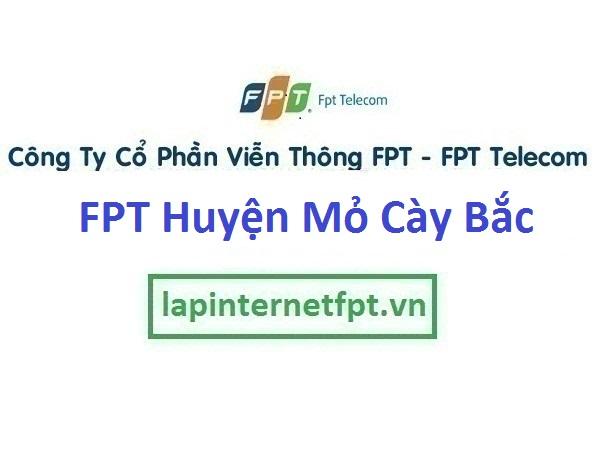 Lắp Đặt Mạng Fpt Huyện Mỏ Cày Bắc tỉnh Bến Tre