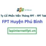 Lắp Đặt Mạng Fpt Huyện Phú Bình Tỉnh Thái Nguyên