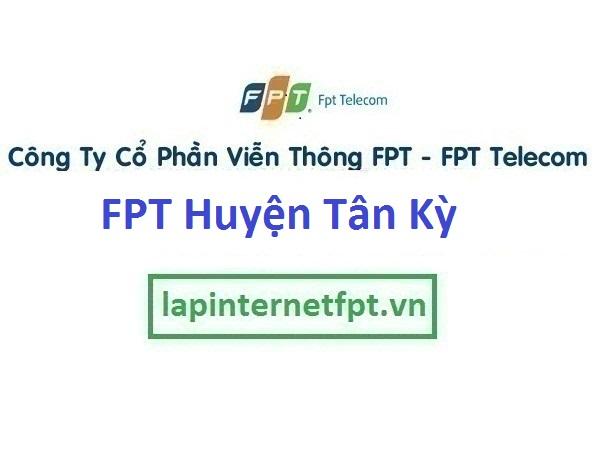 Lắp Đặt Mạng Fpt Huyện Tân Kỳ Tỉnh Nghệ An