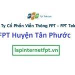 Lắp Đặt Mạng Fpt Huyện Tân Phước