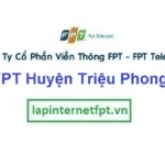 Lắp Đặt Mạng Fpt Huyện Triệu Phong